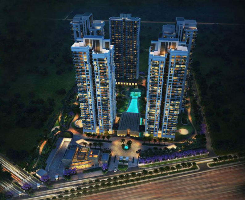 Conscient Hines Elevate Gurgaon Projects
